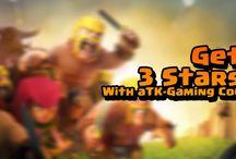 Clash of Clans 3 stars War / Best strategi for get three stars in Clash of Clans war