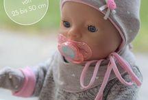 Nähen für Puppen