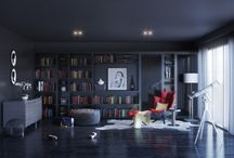 Cozy Comfy Corners  / by Tarek Antar
