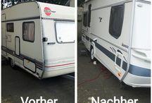 Wohnwagen/Urlaub