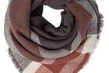 Sjaals  & omslagdoeken