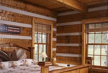 Simply beautiful: log homes!