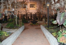 Chicago Flower & Garden Show 2012 / Here are some photos from our Hort Couture booth at the garden show. Our Fleur-de-Lis garden was beautiful and we want to thank Cscapes Artistic Landscaping for being a great partner! / by Hort Couture