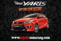 Daftar Harga dan Paket Kredit Toyota Yaris di Semarang / Daftar Harga dan Paket Kredit Toyota Yaris di Semarang