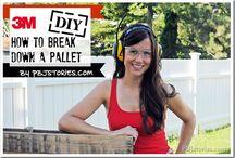 Pallet board Ideas