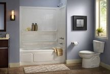 Small Bathroom Ideas / Small Bathroom Ideas, Your bathroom is a very important room for all the family members to have their relaxation in it. You will feel confused if you have a small bathroom, but you can now use some tricks that help to make your bathroom larger. There are some small bathroom ideas that will help you for the best use of your bathroom.