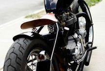 Rider / Motorcycle - Automobil