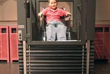 Ascension Virtuoso Wheelchair Lift