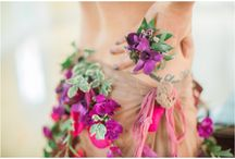Real Floral Lingerie in an Epic Boudoir Styled Shoot