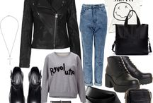 Clothes/style inspiration