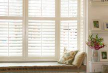 Shutters / Wooden plantation shutters