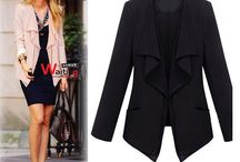 Woman's Power Suit / I want to design and recreate the power suit for women, this board is for trends and inspiration.