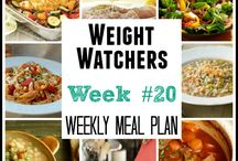 Meal planner / Weight watchers