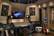 Home studio design