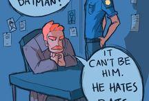 Batman :) / by Michelle Mills