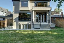 Relaxed in Willowdale / Residential architecture by Toronto architect, Lorne Rose. These images are of a property in the Willowdale neighbourhood of Toronto.