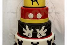 bolos para meninos (crianças)