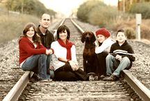 family pictures / by Christy Schlottmann