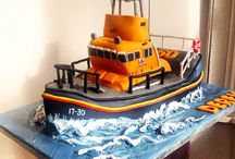 RNLI / My son is obsessed with the RNLI and believes he is crew so this board is for him