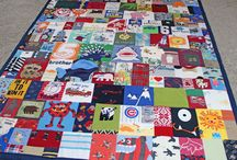 DIY memory quilts