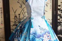 衣装 中華