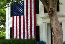 Old Glory / by Leandra Rumburg