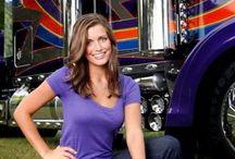Женщины и грузовики