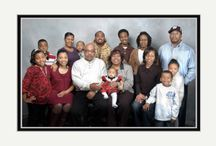 Family Portraits / You don't choose your family. They are God's gift to you, as you are to them. -Desmond Tutu