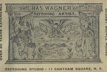 Tattoo advertising