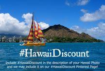 #HawaiiDiscount
