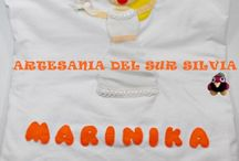 Camisetas personalizadas despedidas de solter@s y varios eventos - Artesania del Sur Silvia / Camisetas personalizadas para eventos realizadas a mano