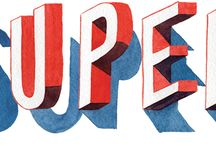 Design & Type / by Ellen Surrey