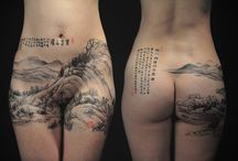 Tattoo : Cover Up