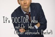 Whovian rules