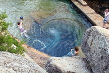 Hill Country Swimming Holes