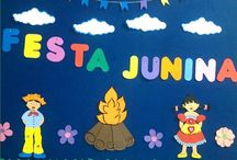 Cartaz Festa Junina