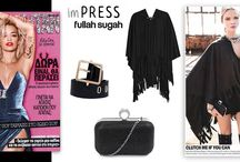 IMPRESS 1 / by Fullah Sugah