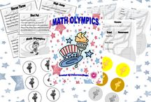 Olympics / by Sharon Evans