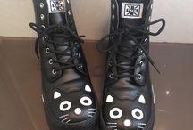 patines de gato