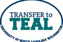 #transfertoteal / All things Transfer at UNCW / by UNCW Office of Admissions