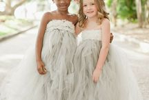 Kidding Around / Sweet and adorable, let your little ones feel like royalty for a day  by including them in your wedding.