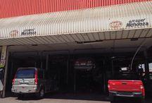 Tubos de Escapes / Escapes Mendoza, 46 años trabajando para su seguridad, tubos de escape, flexibles, catalíticos, equipamiento minero, cubre pickup, pertigas, cuñas metálicas y poliuretano, barras antivuelco certificadas, jaula interior.