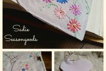 Vintage linen use ages