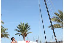 Pax Pils  Hobie Cat 2013 / Campeonato de España de catamaranes 2013 Aguilas, Murcia , España