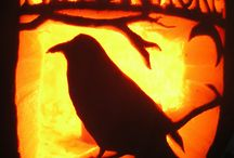Literary Halloween / Halloween is almost here...and that means trick or treating, parties, treats, crafts, and pumpkins.