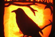 Bookish Halloween Decor