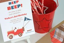 Jeep Birthday Party / by Leann Jester