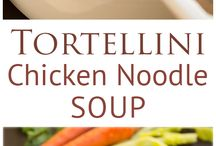 Soup Recipes / by Heather Huff