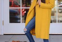 Sarga kabát
