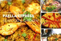 Tefal cook4me / Cooking